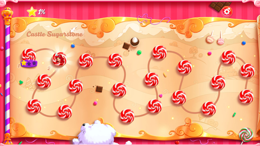 Candy Bubble Screenshot