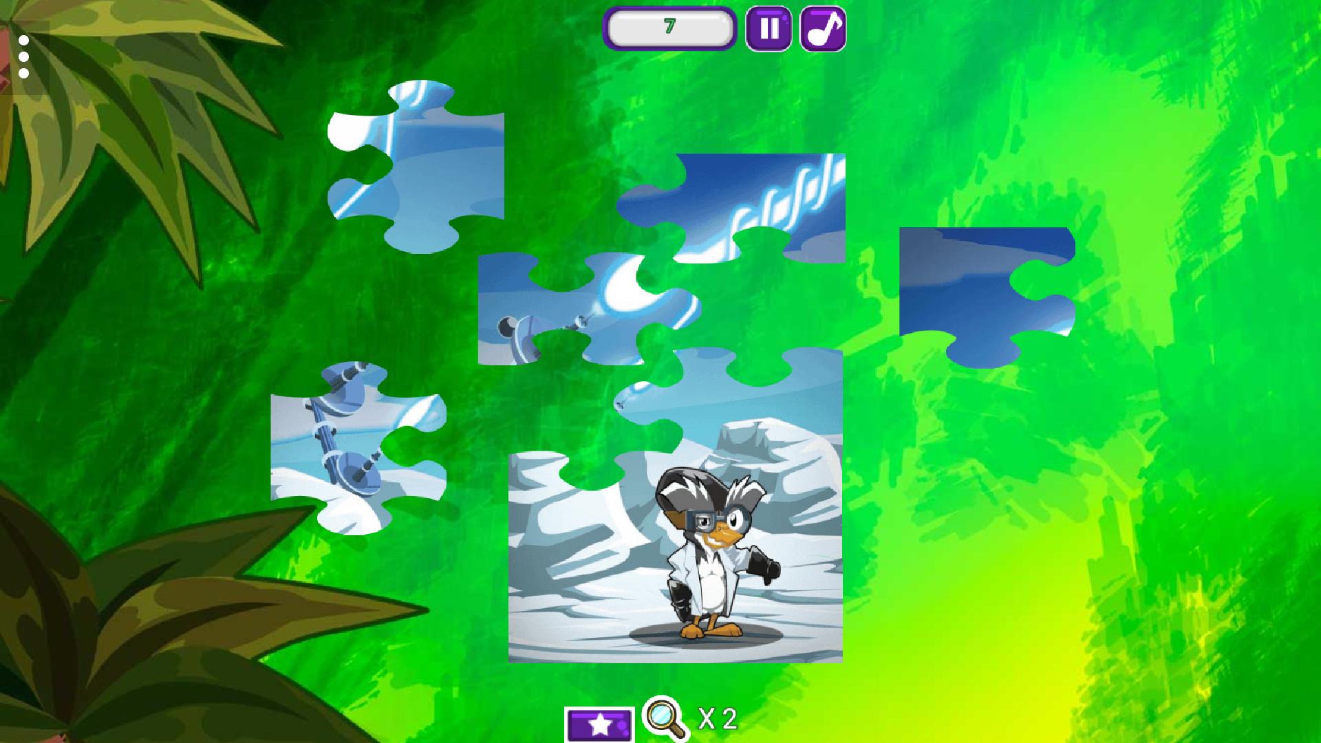Jigsaw Puzzle landscape