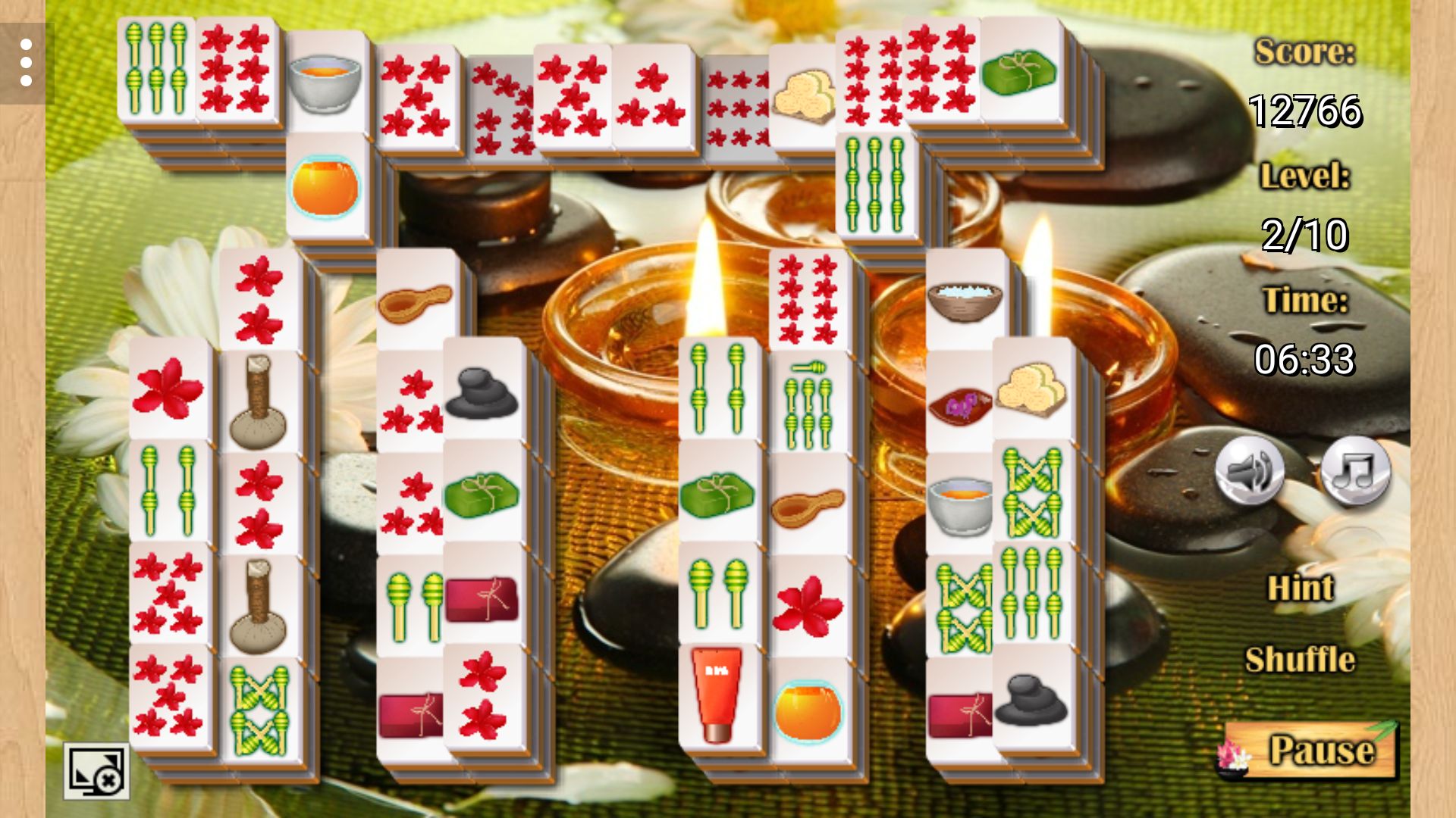 Mahjong Relax Screenshot