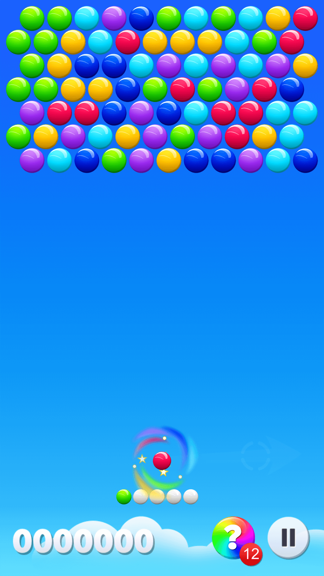 Bubble Shooter portrait