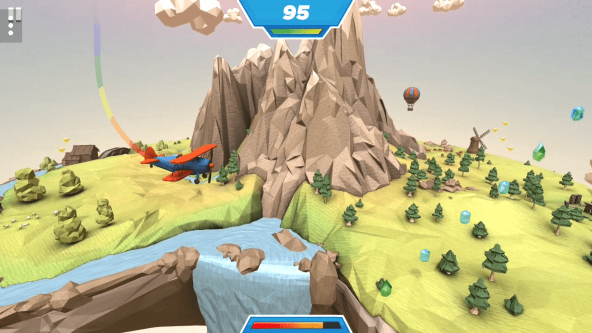 Helicopter Games Screenshot