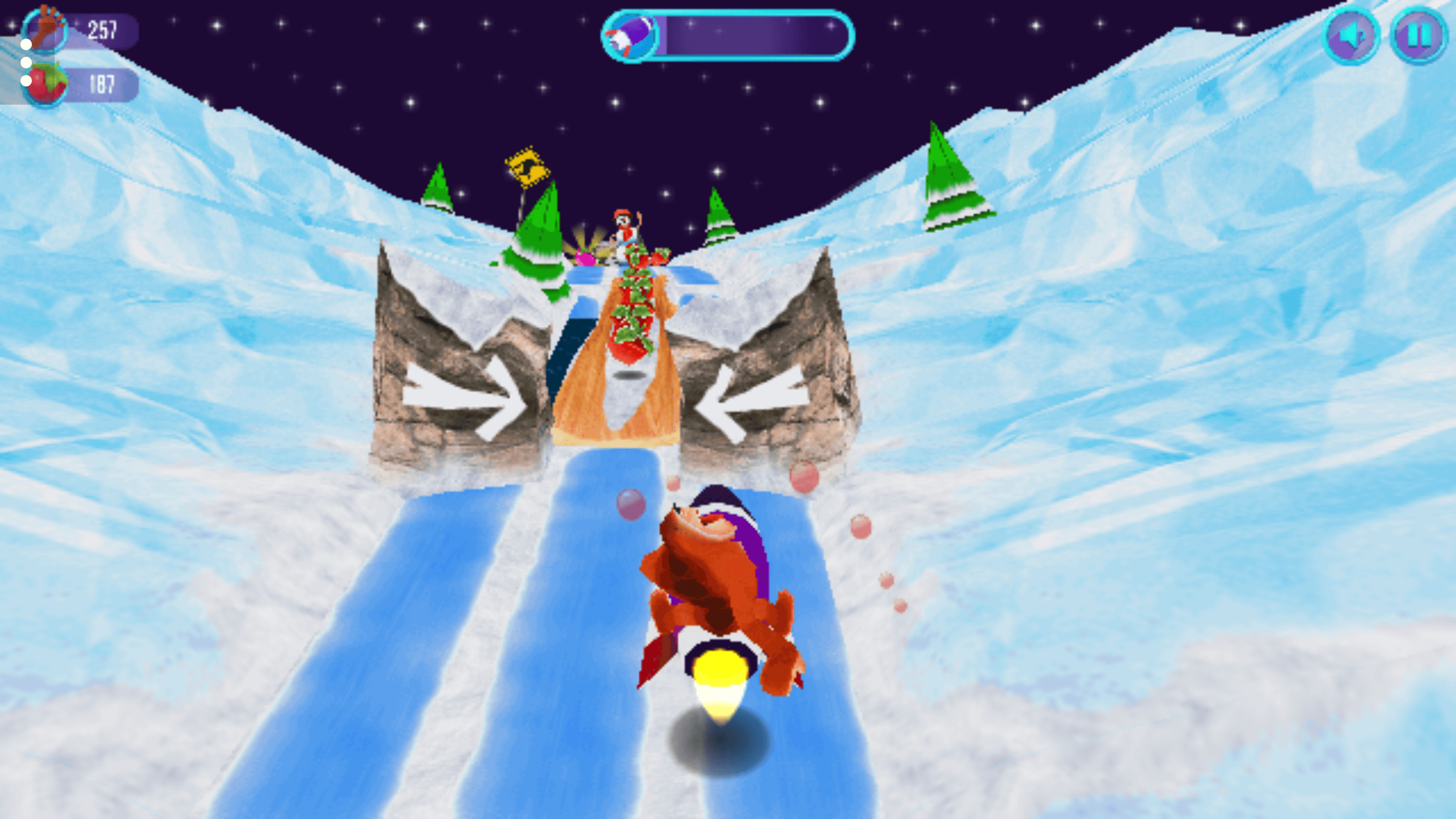3D Platformer Screenshot